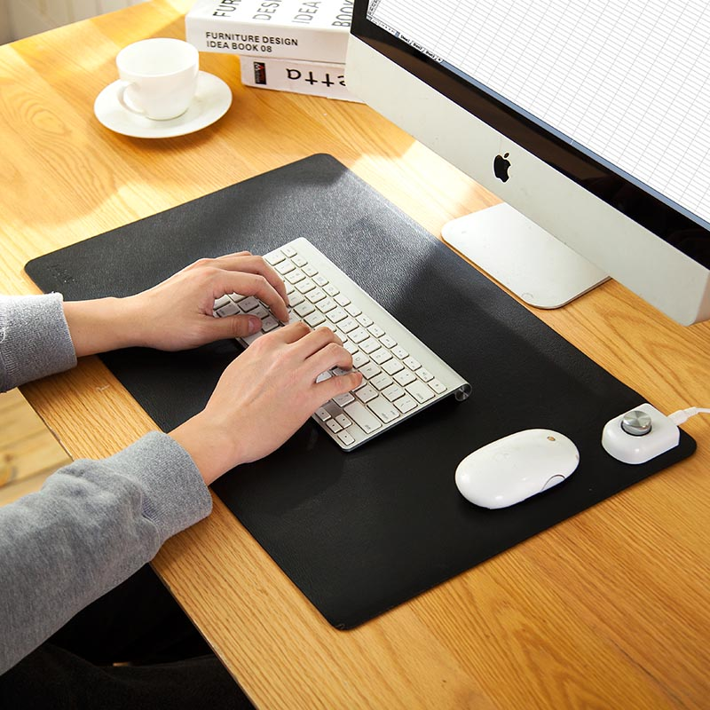 高效办公暖桌宝(黑)